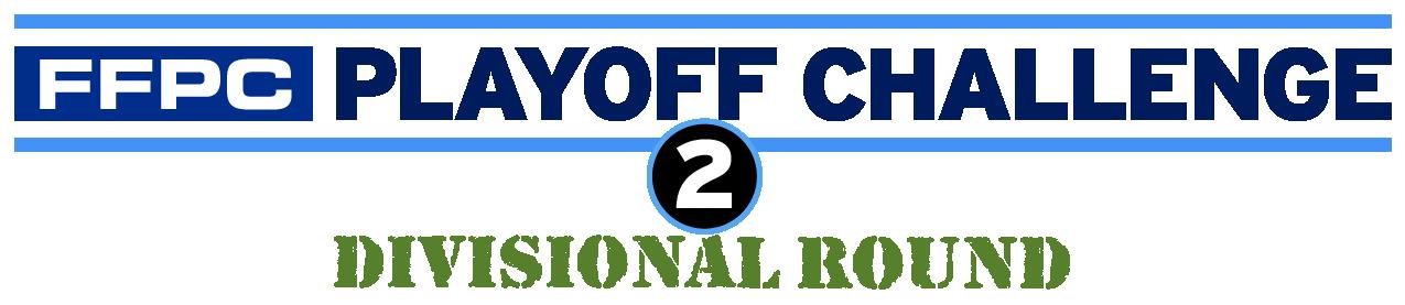 FFPC Playoff Challenge Divisional Round