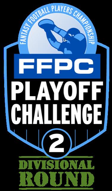Playoff Challenge Divisional Round